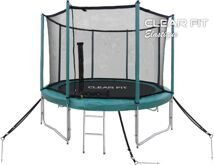 Батут Clear Fit Elastique 14ft (4,3 м)