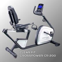 Велоэргометр Clear Fit CrossPower CR 200