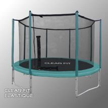 Батут Clear Fit Elastique 8ft (2,4 м)