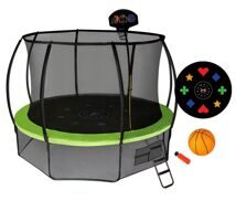 Батут HASTTINGS Air Game Basketball 3,05 м